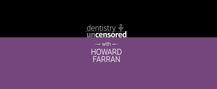 Dentisty Uncensored podcast logo