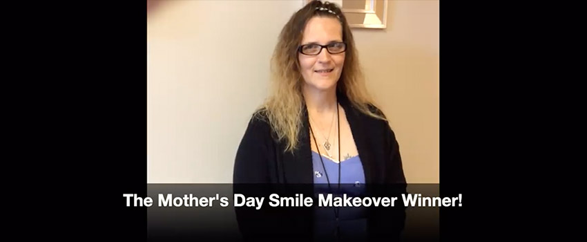 Mothers Day Makeover Winner