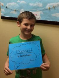 Cavity Free Bennett