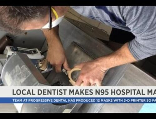 Local Dentist, Former Syracuse Basketball Player, Makes N-95 Masks
